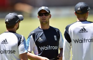 Jonathan Trott is back in the England squad